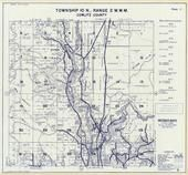 Township 10 N., Range 2 W., Olequa, Wilkes Hills, Cowlitz County 1968